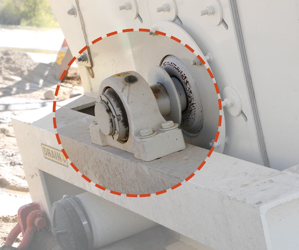 Safeguard Outboard Bearing by Superior Industries