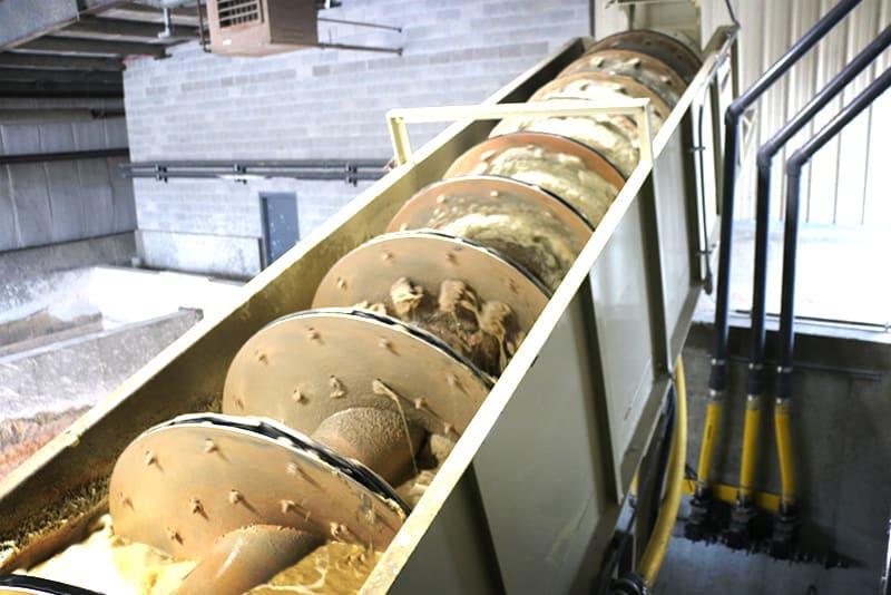 Screw | Concrete Washout System
