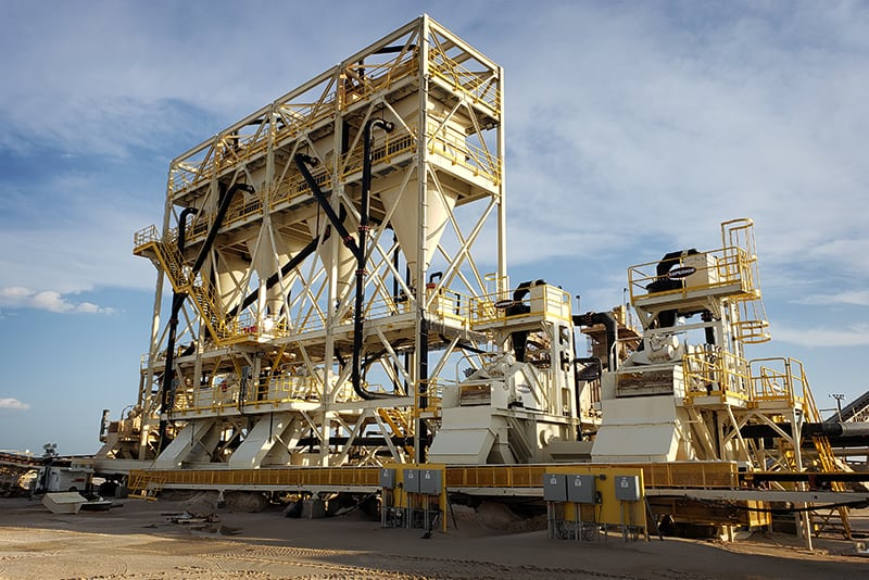 Spirit Sand Plant   Superior Industries