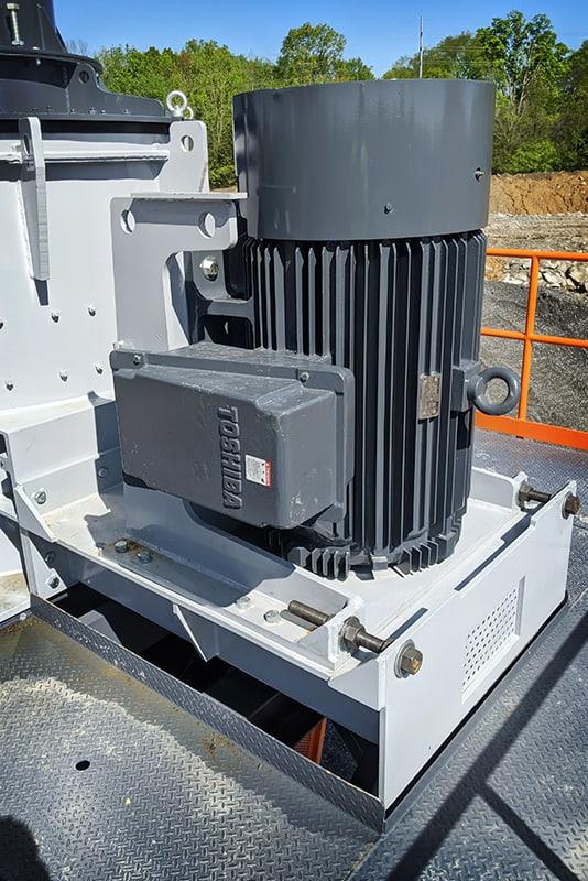 Valor Vertical Shaft Impactor (VSI) Motor   Superior Industries