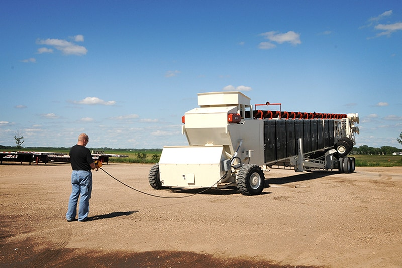Conveying TeleStacker - mobility enhancements - 03 by Superior Industries
