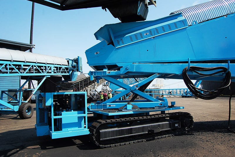 Conveying TeleStacker - mobility enhancements - 07 by Superior Industries