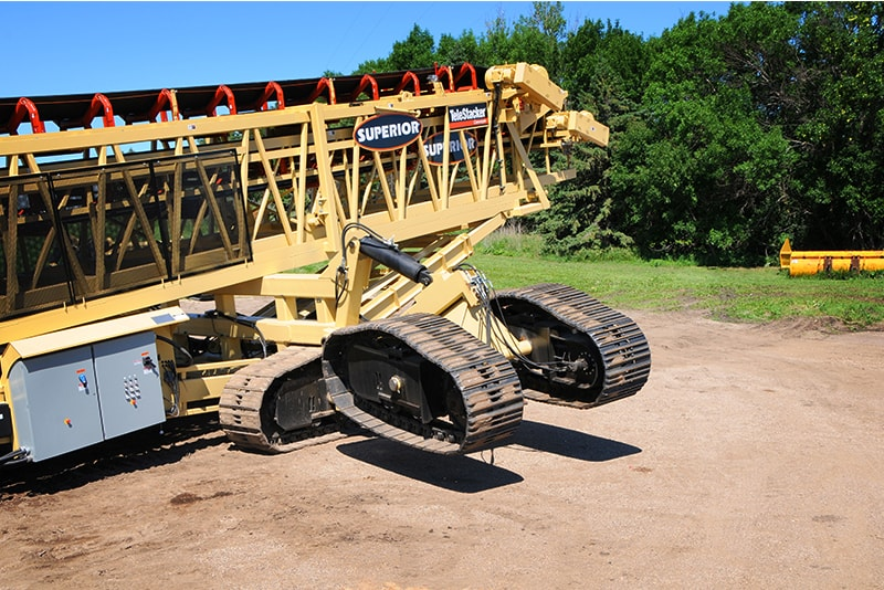 Conveying - heap leach - 01 by Superior Industries