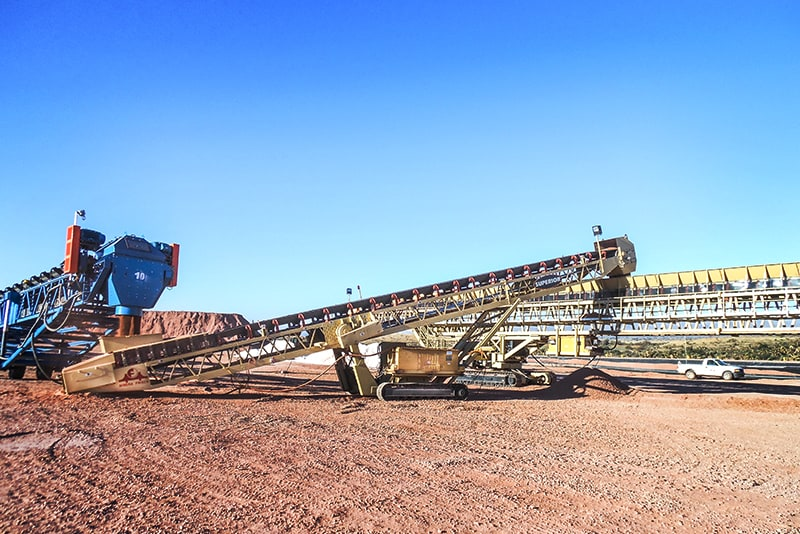Conveying - heap leach - 04 by Superior Industries