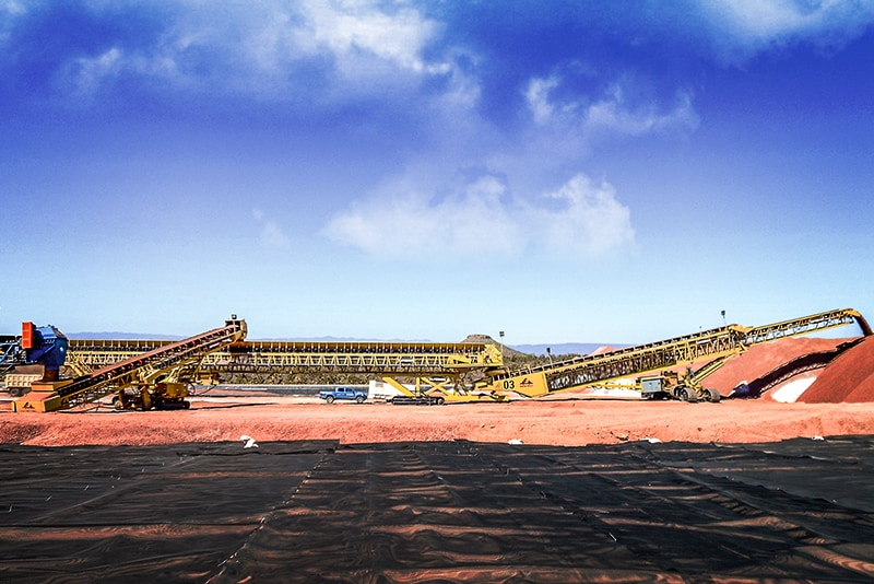 Conveying - heap leach - 06 by Superior Industries
