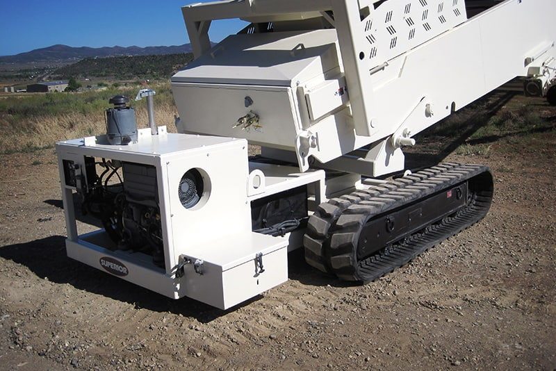 Conveying - heap leach - 08 by Superior Industries