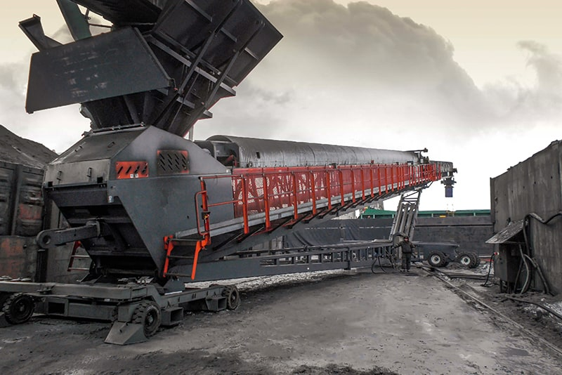 Conveying - ship loading - 10 by Superior Industries