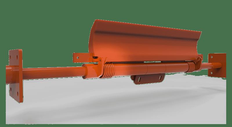Exterra SFL Belt Cleaner | Superior Components | Superior Industries