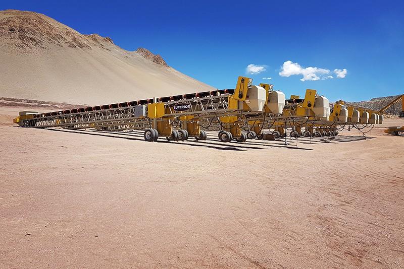 Jump Conveyors | Superior Industries