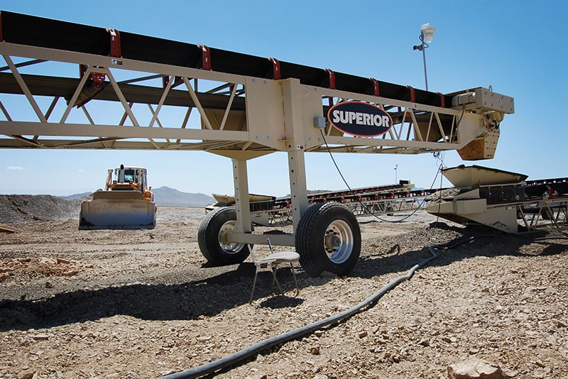 Axle of Jump Conveyor