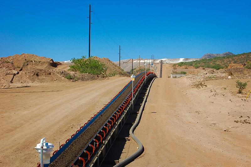 Engineered Overland Conveyor by Superior Industries