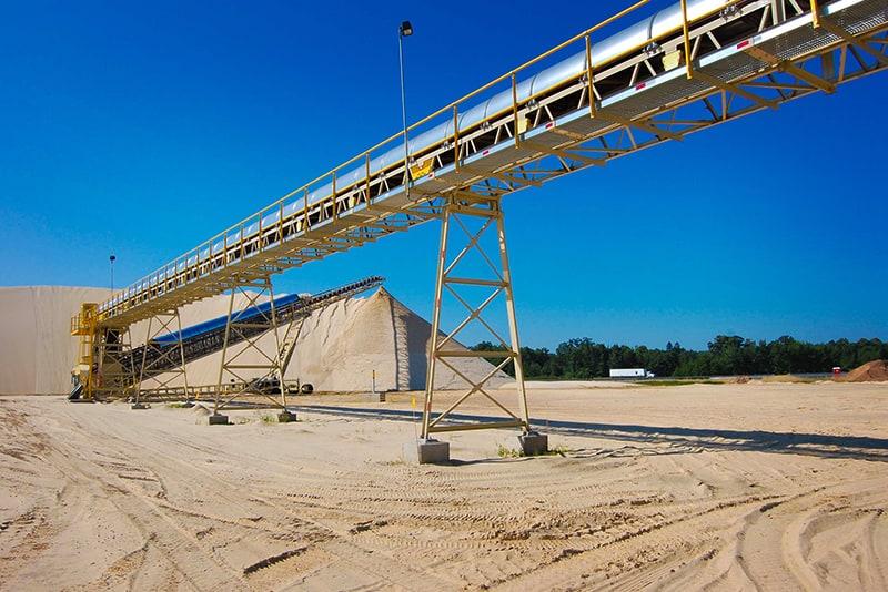 Engineered Overland Conveyor | Superior Industries