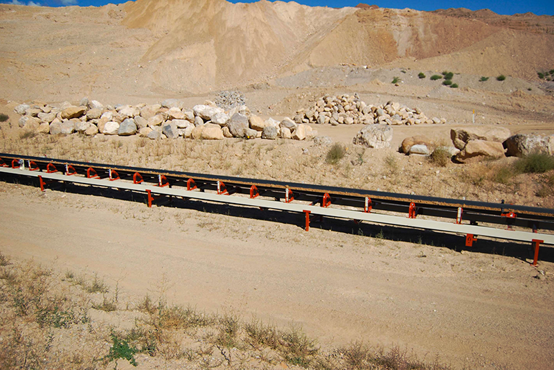Groundline Conveyor | Superior Industries
