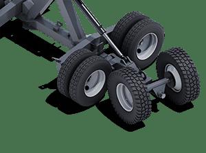 FD Axle   Pinnacle Conveyor Axle Style