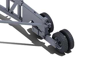 XTP Axle   Pinnacle Conveyor Axle Style