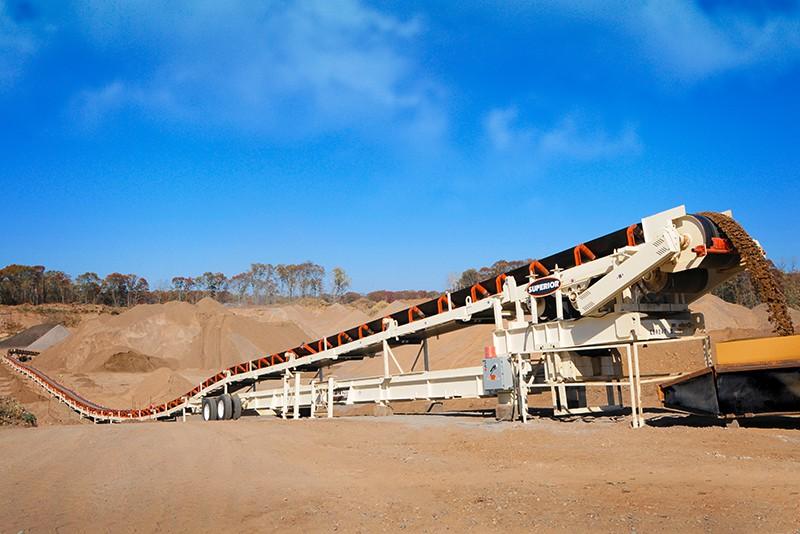 Trailblazer® Conveyor | Superior Industries