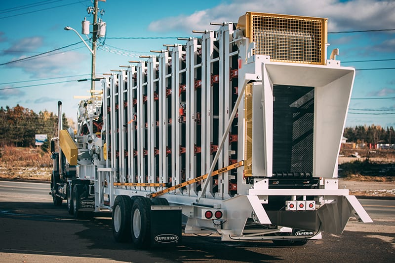 Ready for transport Trailblazer®-Conveyor-07