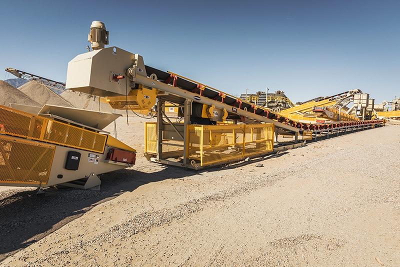 Zipline® Overland Conveyor   Superior Industries