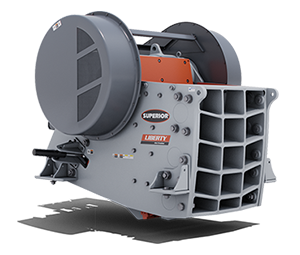 Liberty®Jaw Crusher 3055B by Superior Industries