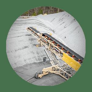 Stockpile Conveyors | Stockpile Conveying Equipment | Superior Industries