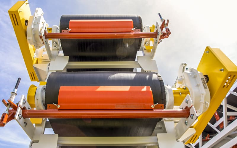 Exterra® Primary Belt Cleaner   Superior Industries