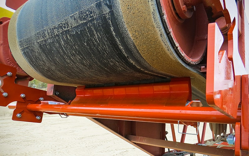 Exterra® Secondary Belt Cleaner | Superior Industries