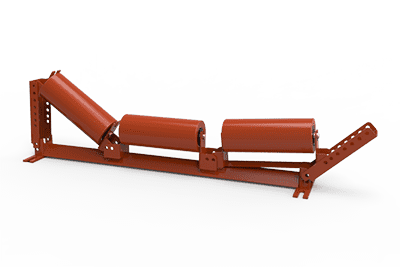 Variable Pitch Troughing Idler | Superior Industries