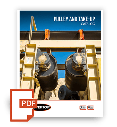 Pulley and Take-Up Catalog from Superior Industries