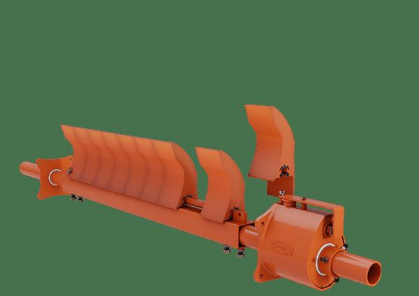 Mine Duty Exterra® Primary Belt Cleaner   Superior Industries