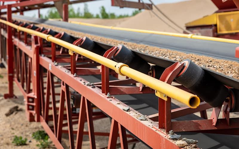 Conveyor Safety Handrail | Superior Industries