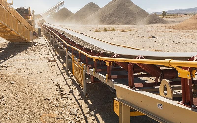 Safety Handrails | Conveyor Safety | Superior Industries