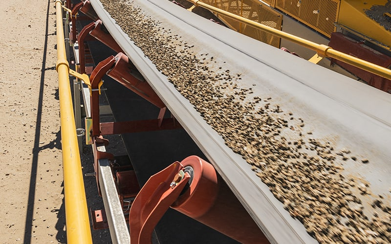 Entanglement prevention | Conveyor Safety | Superior Industries