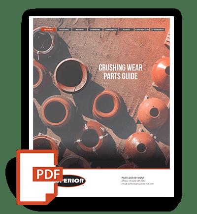 Crushing Wear Parts Guide PDF download