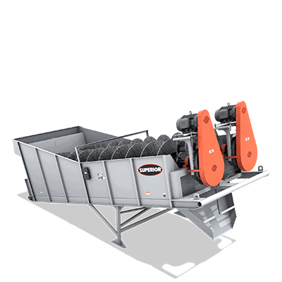 Scrubbing Equipment | Superior Industries