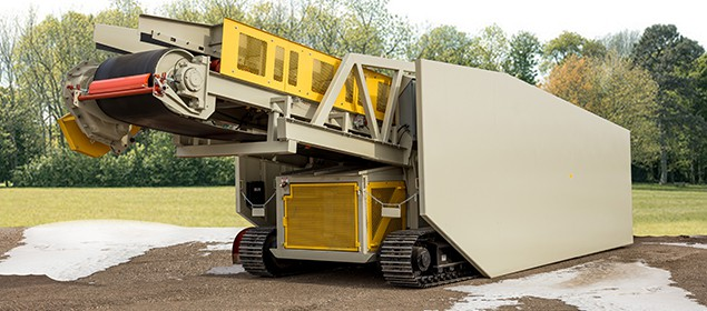 Dozer Trap | Feed Conveyor | Superior Industries