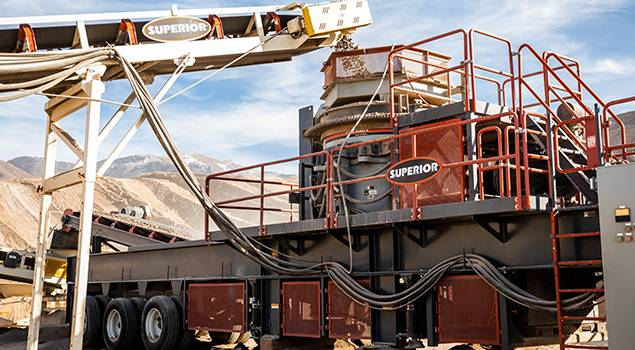 Patriot® Cone Plants   Superior Industries