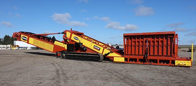 Razerlink Mobile Conveyor | Feed Conveyor | Superior Industries