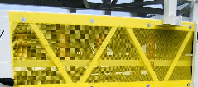 Flexible Guard Panels | Conveyor Safety | Superior Industries