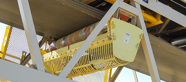 Return Roll Guards | Conveyor Safety | Superior Industries