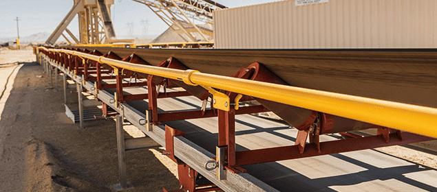 Safety Handrail | Conveyor Safety | Superior Industries