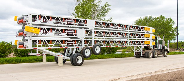 Slide-Pac Conveyors by Superior Industries