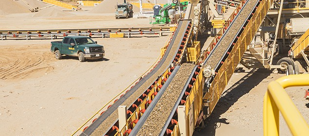 Zipline Conveyor   Superior Industries