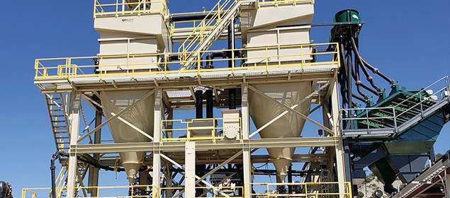 Density Sizer | Classifying Equipment | Superior Industries
