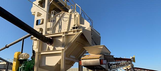 Spirit Sand Plant | Aggregate Washing Equipment | Superior Industries