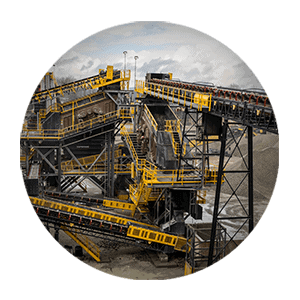 Stationary Conveyors | Stationary Conveying Equipment | Superior Industries