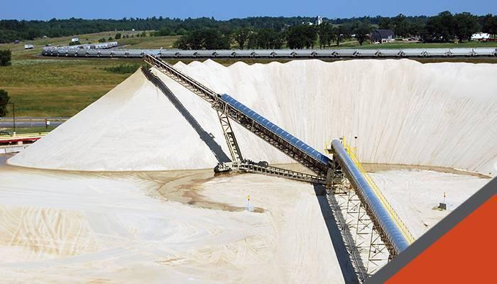 press-release NRG frac sand