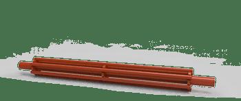 Beater Bar Return Rolls by Superior Industries