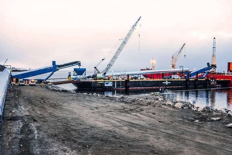 Ocean Terminals - Port of Deception Bay (Canada)