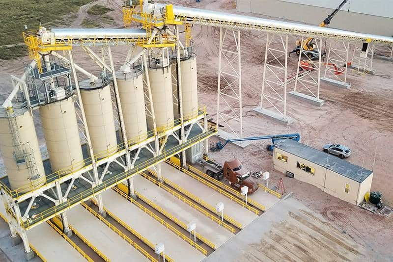 Capital Sands - Monahans, TX | Superior Industries