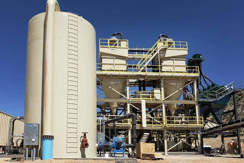 Capital Sands - Texas | Superior Industries